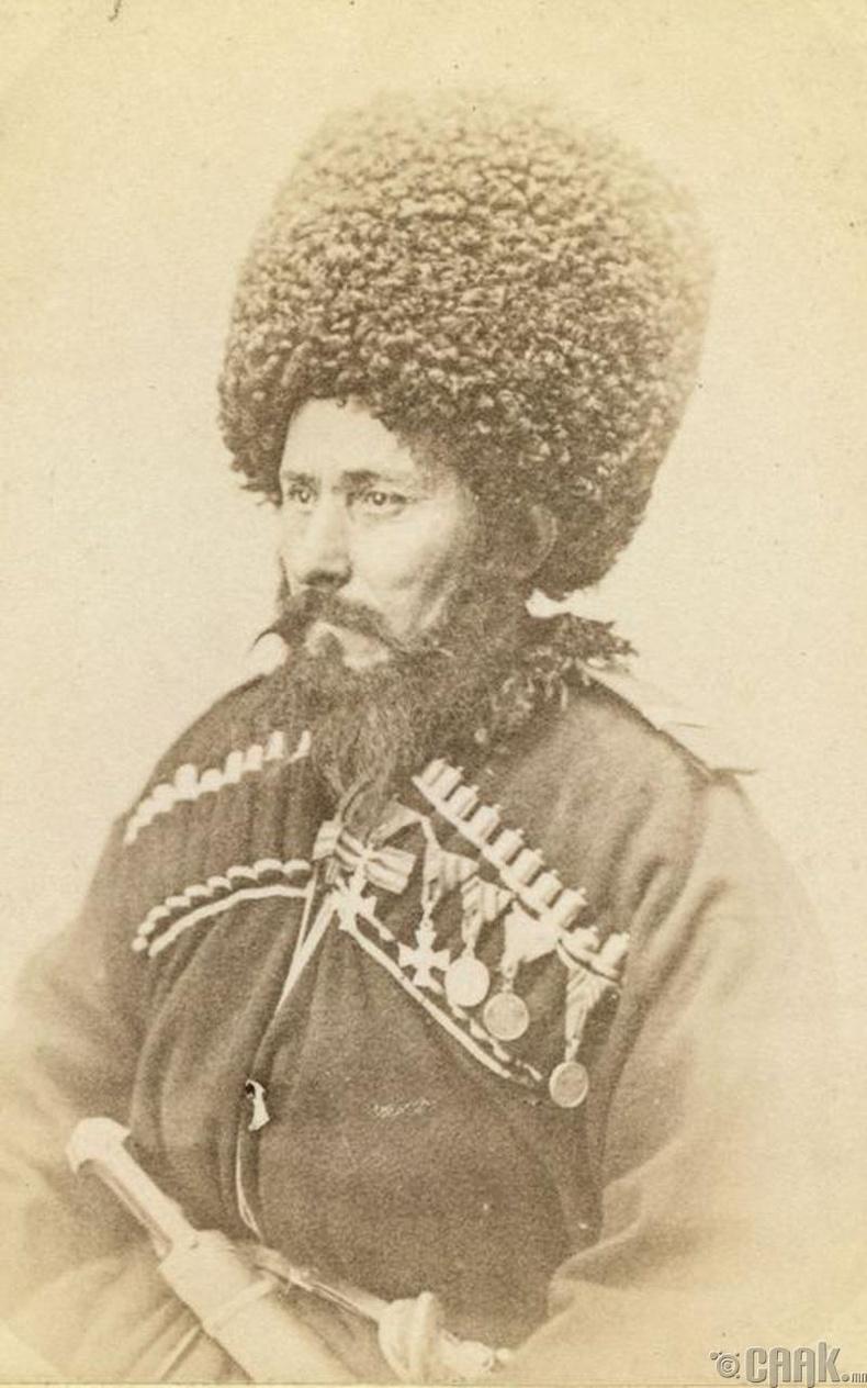 Дагестаны уугуул иргэн