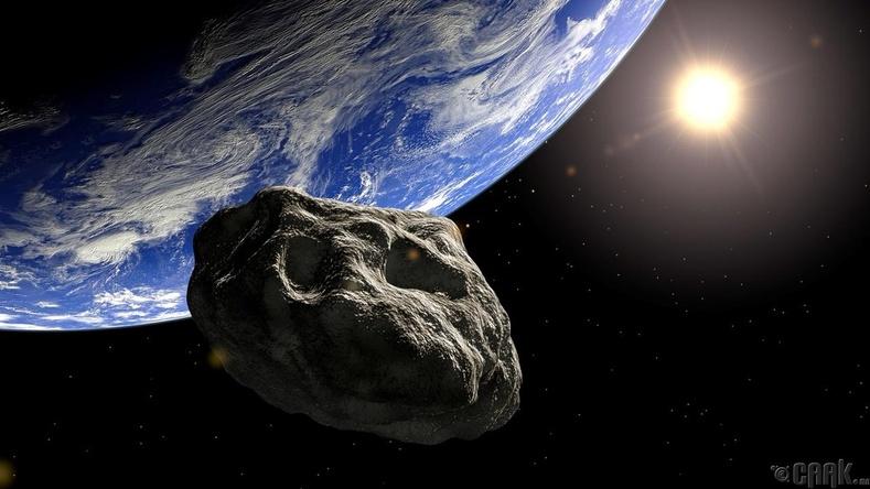 Астероид 2018 GE3