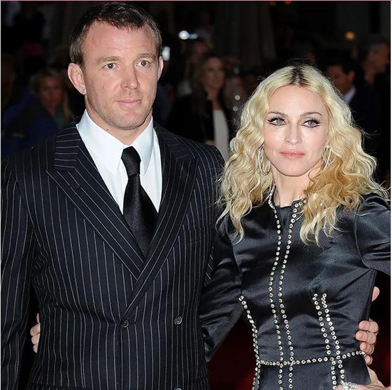 Мадонна болон Гай Ричи (Madonna, Guy Ritchie)