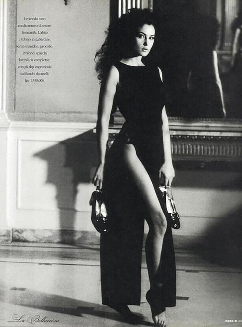 Жүжигчин Моника Беллуччи, 1996
