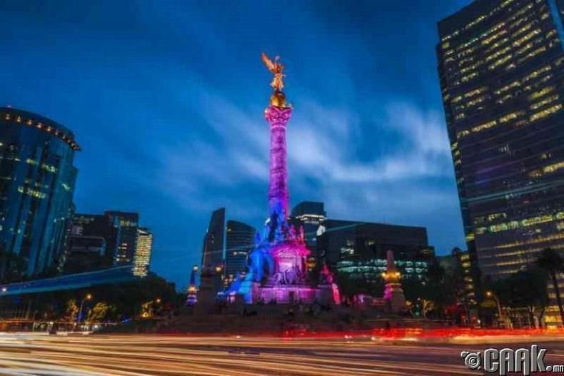 Мексик - Хуарес