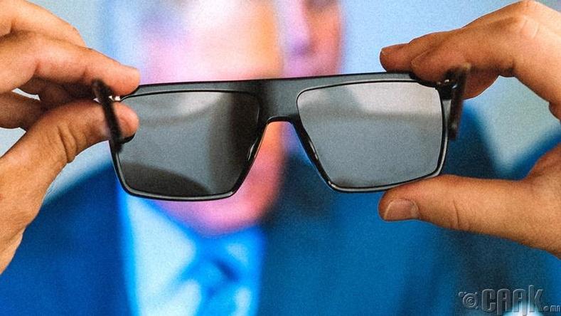 Телевизийн реклам сурталчилгаанаас хамгаалах нүдний шил
