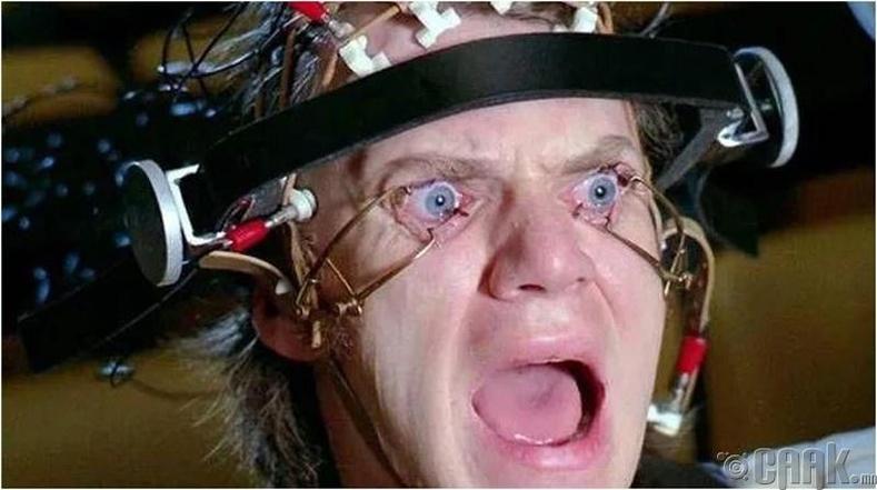 """""""A Clockwork Orange"""" – Алекс үнэндээ эдгээгүй"""