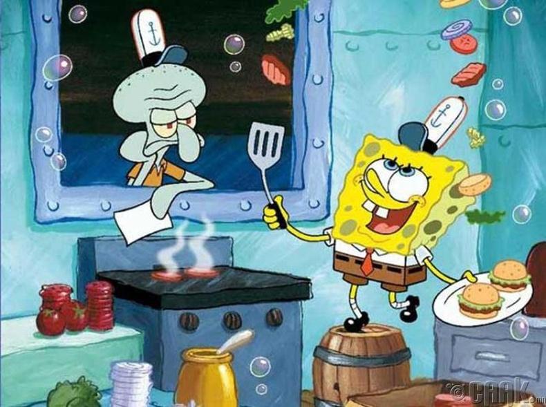 Хавчны махтай бургерын нууц жор юу вэ?