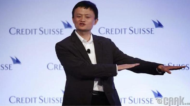 Жэк Ма (Jack Ma)