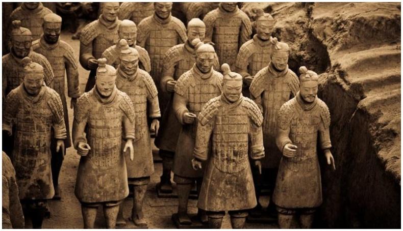 Эртний соёл иргэншлээс үлдсэн хамгийн нууцлаг 10 хот