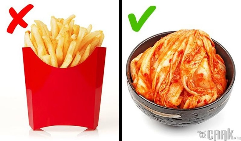 """McDonald's"" идэх нь хориотой"