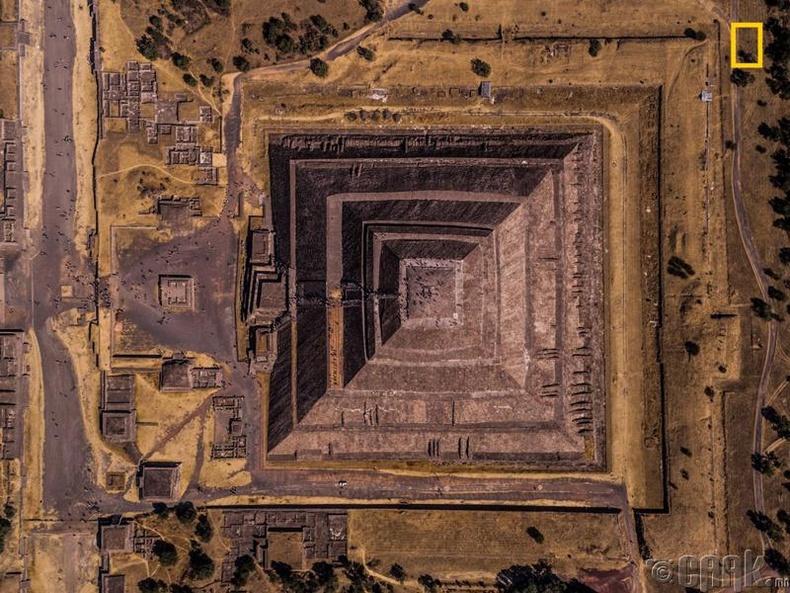 """Хотын сэдэвт зургийн хоёрдугаар байр – """"Нарны геометр"""""""