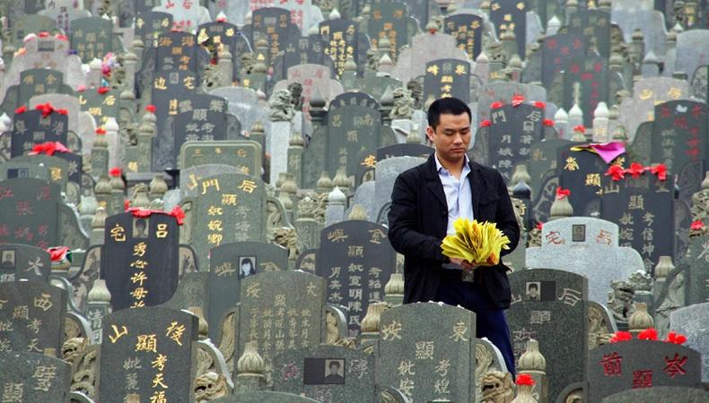 1.4 тэрбум хүнтэй Хятад улсад оршуулгын асуудлыг хэрхэн шийддэг вэ?