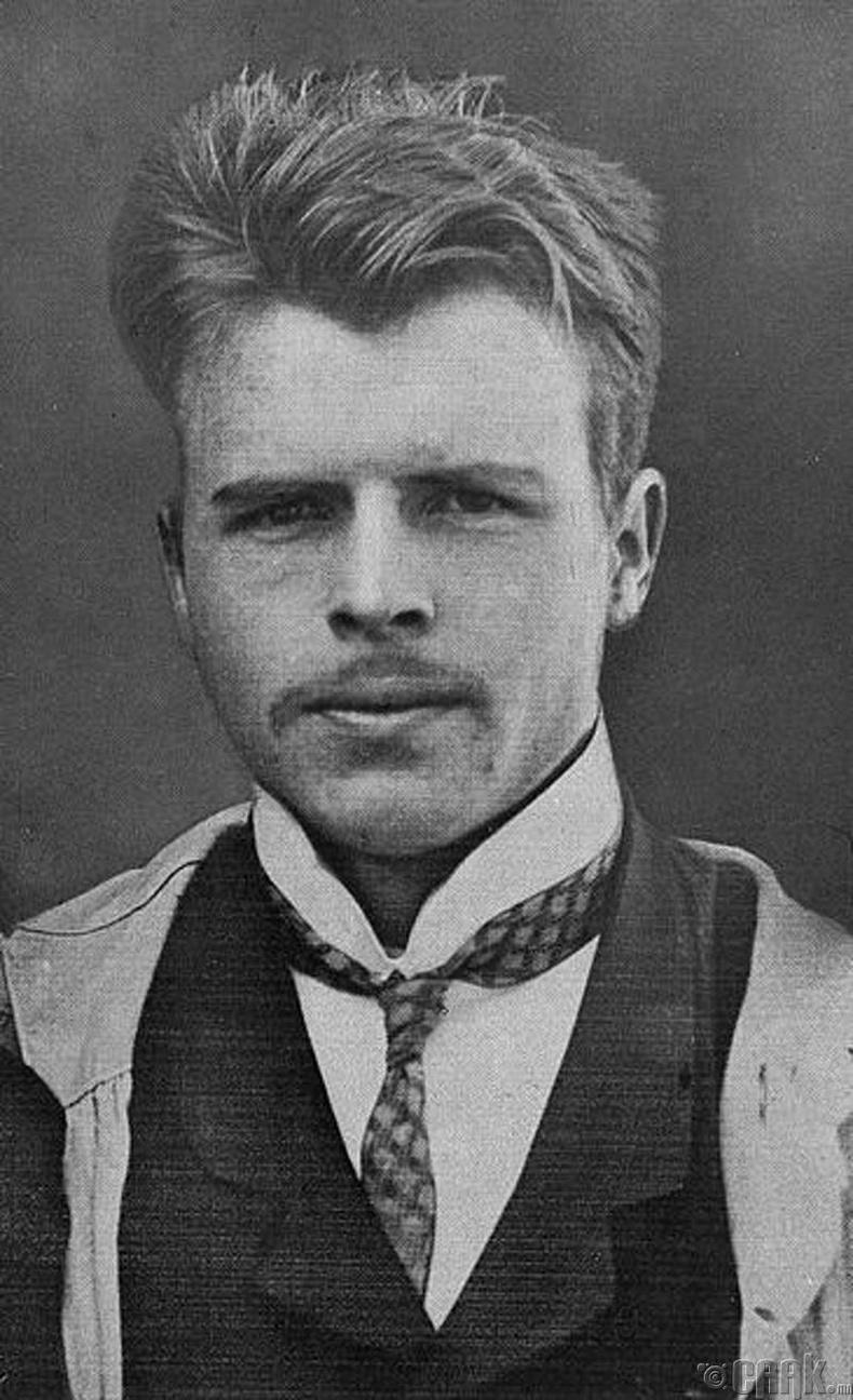 Сэтгэл судлаач Херманн Роршак (Hermann Rorschach)