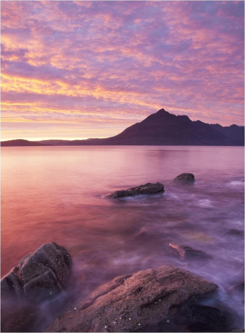 Скай арал, Шотланд
