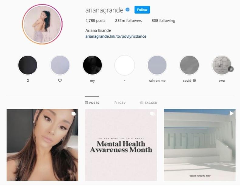 Ариана Гранд (Ariana Grande)