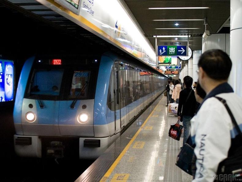 """The Nanjing Metro"" - 1.7 тэрбум доллар"
