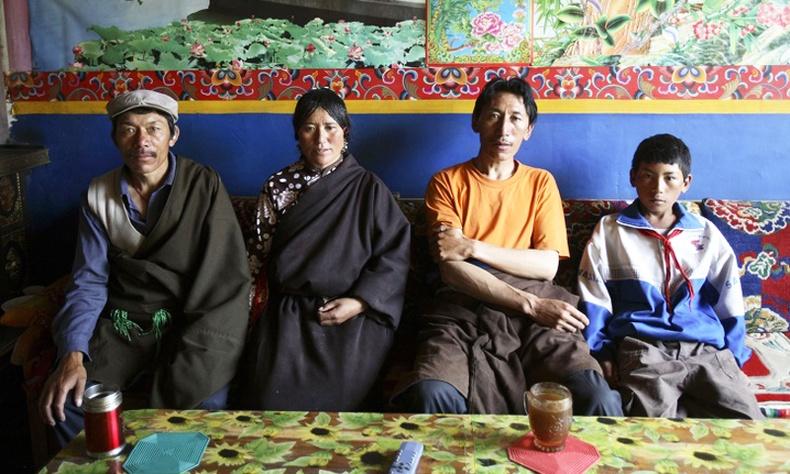 Төвд, Балбын олон нөхөртэй эхнэрүүдийн амьдрал ямар байдаг вэ?