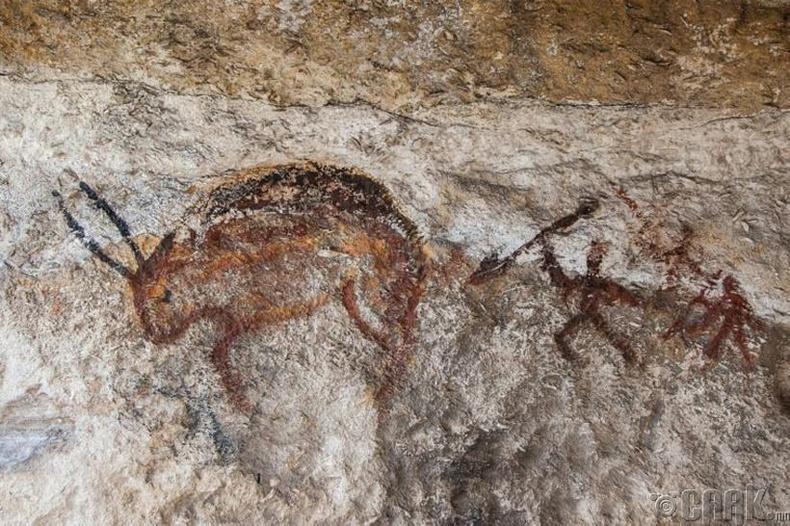 Неандерталчууд хүмүүс шиг ухаалаг байсан байх магадлалтай