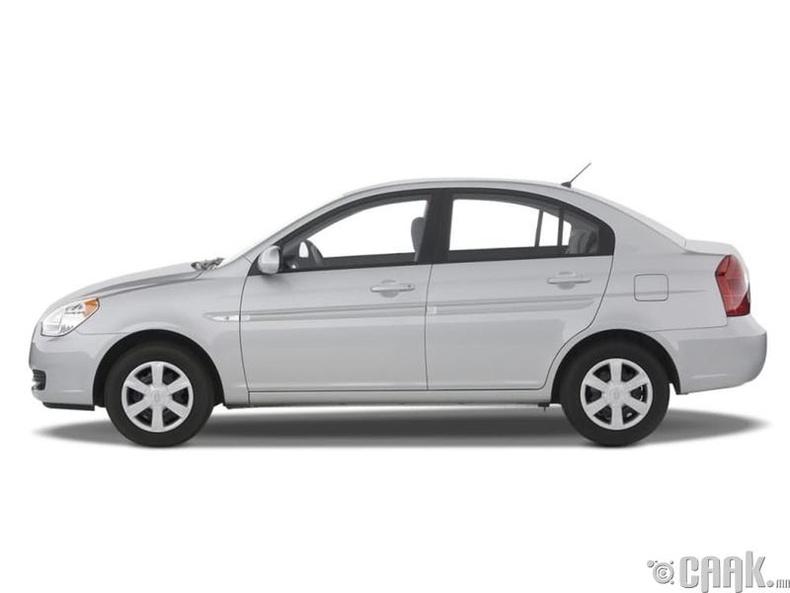 Hyundai Accent (4 хаалгатай)