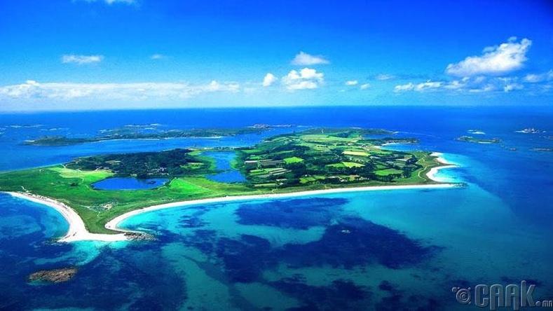 Питкэрн арал, Номхон далай