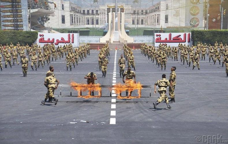 Египетийн батлан хамгаалахын академи