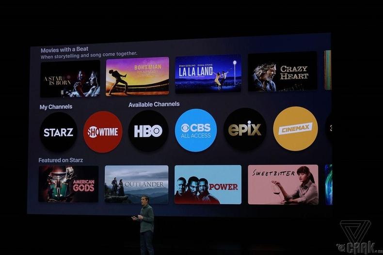 """Apple TV""+ болон ""Apple Channel"""