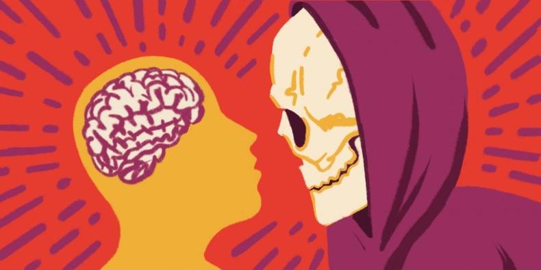 Хүн амьсгал хураах үед тархин дотор юу болдог вэ?