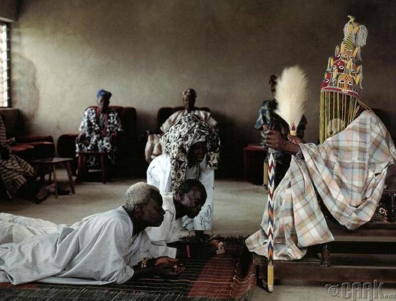 Африк хүндлэл