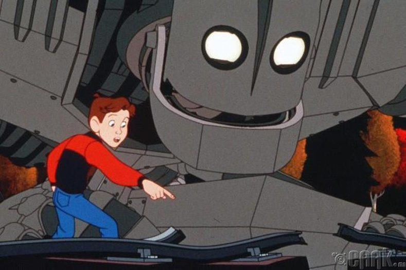 """The Iron Giant"" (1999)"