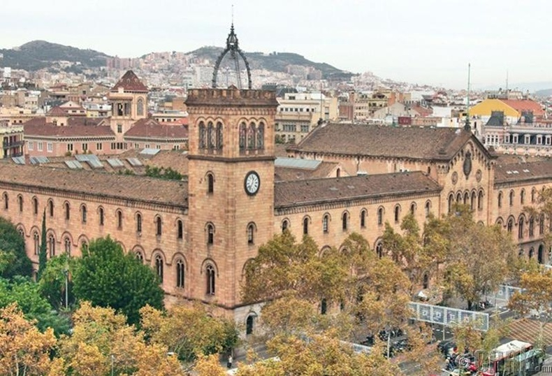 """""""Barcelona""""-ийн их сургууль, Испани - 1,000 доллар"""