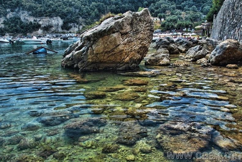 Корфу, Грек