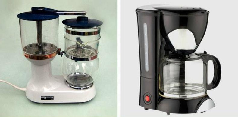 Цахилгаан кофе чанагч