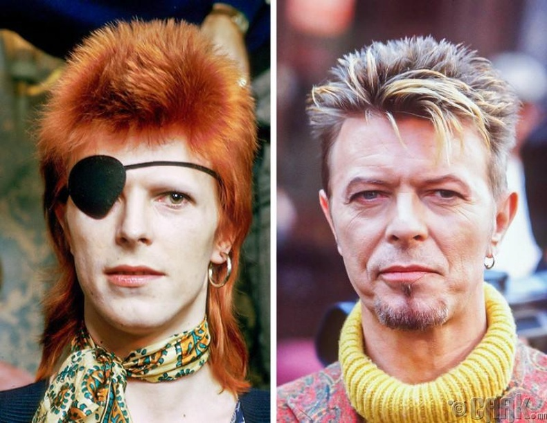 Дэвид Боуи (David Bowie)