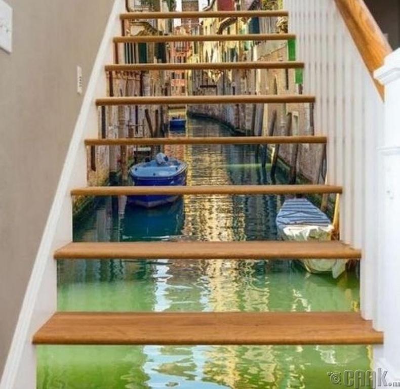 Шатны зайг будсанаар таны гэрт өнгө үзэмж нэмэх болно