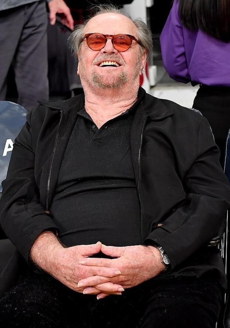 Жэк Николсон (Jack Nicholson) - 83 настай