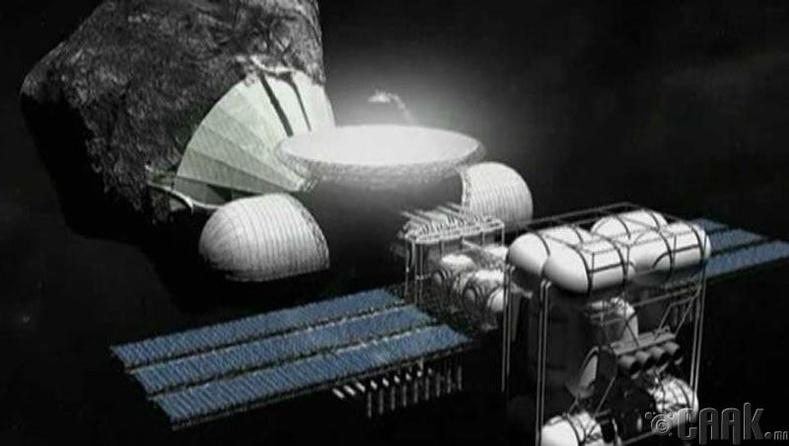 Сансрын баялгийг цуглуулах