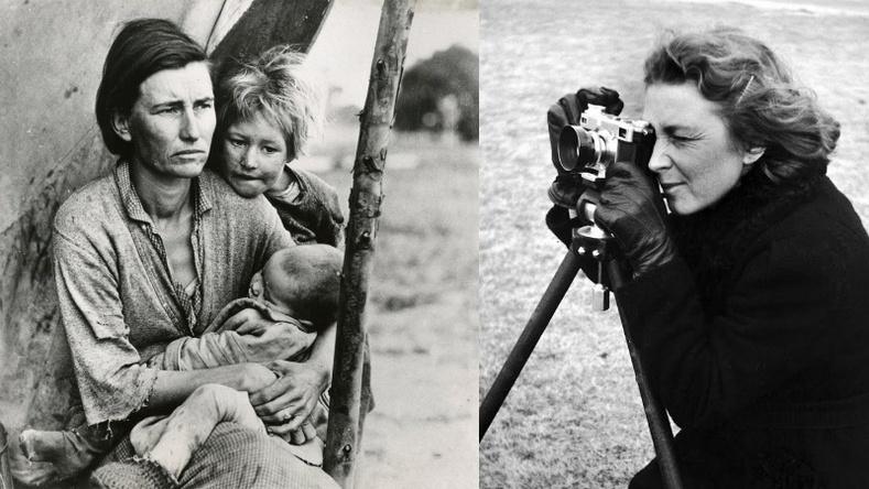 Tүүхэн дэх хамгийн анхны 7 эмэгтэй зурагчин