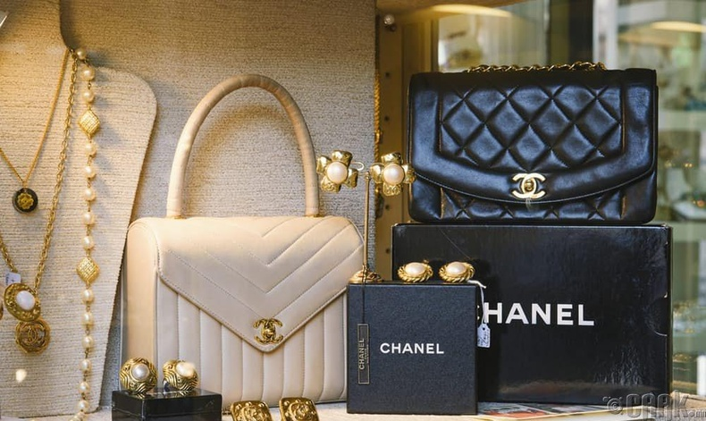 """Paris Chanel"" дэлгүүр - 52 сая доллар"