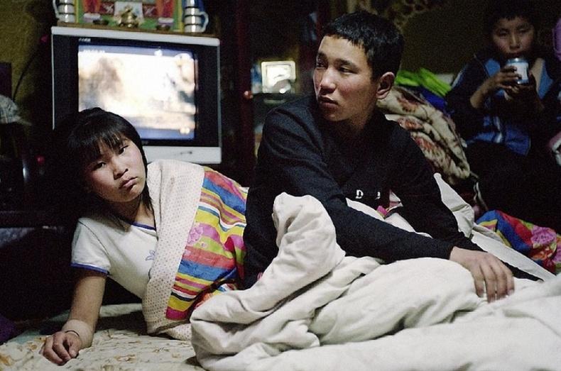 Эгэл жирийн Монголчуудын төрх Франц гэрэл зурагчны дуранд...
