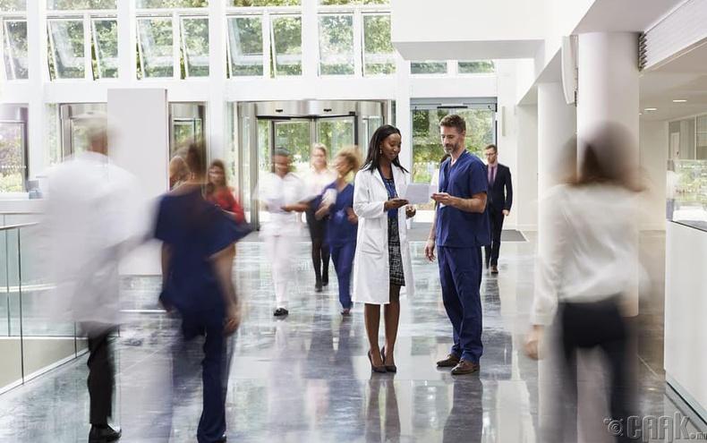 """Fast Healthcare Interoperability Resources"" байгуулах"