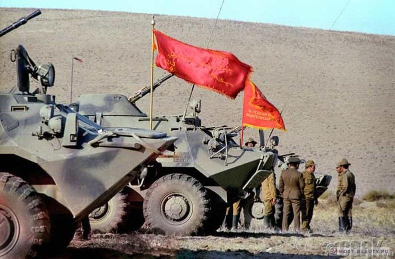 Афганы дайн (1979-1989)
