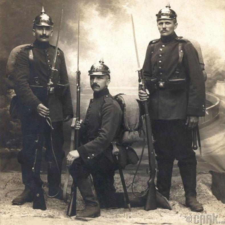 Пруссчууд