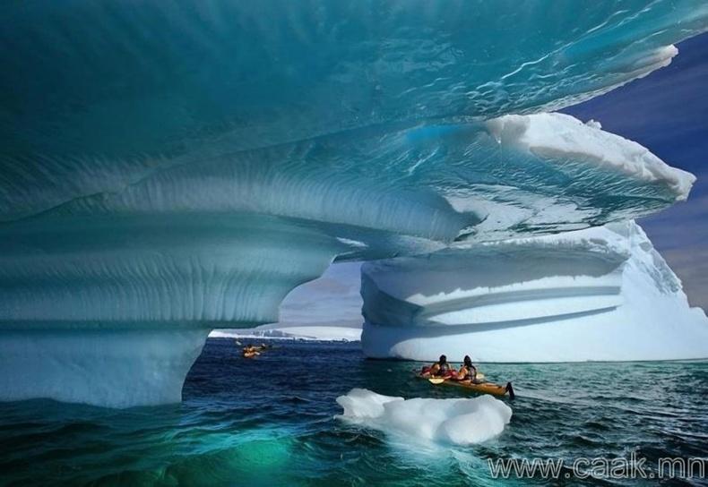 Аляскаар завьтай аялах.