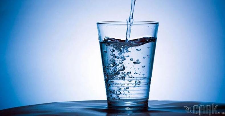 Ямар усыг уух хэрэгтэй вэ?
