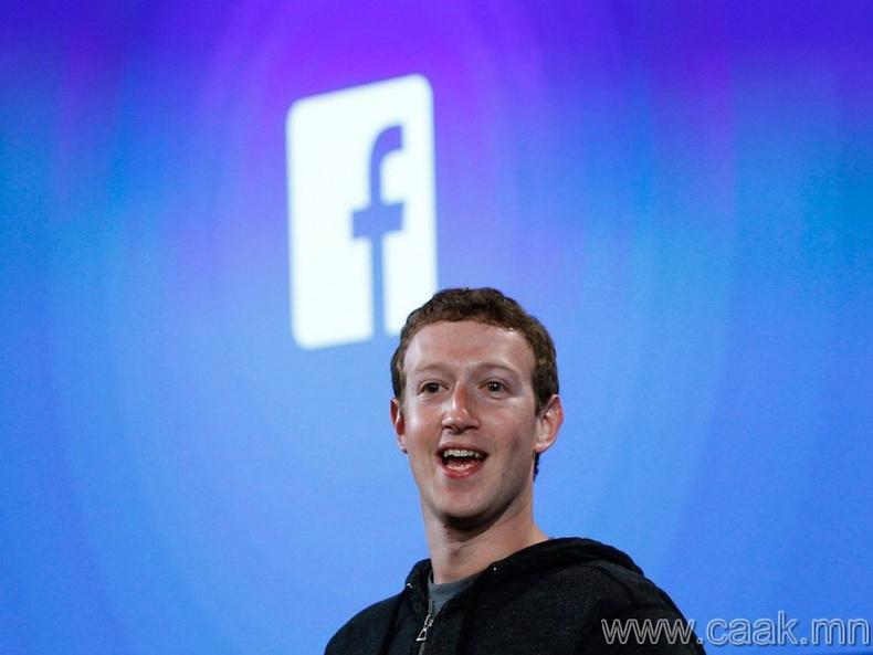Марк Цукерберг (Mark Zuckerberg)