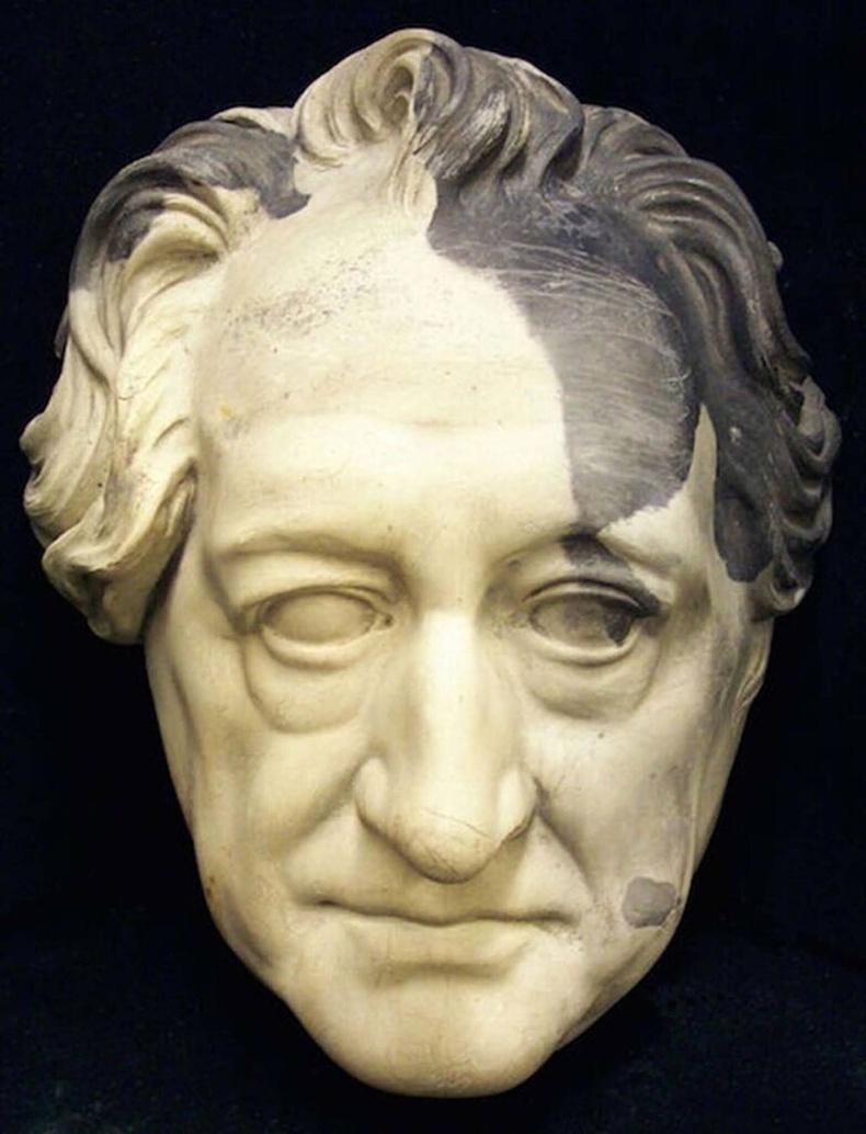 Германы агуу яруу найрагч Иоханн Вольфганг фон Гёте (1749-1832)