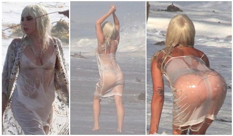 Лэди Гагагийн нүцгэн зургууд шуугиан тарьж эхэллээ