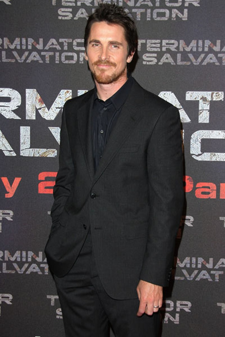 Кристиан Бэйл (Christian Bale)