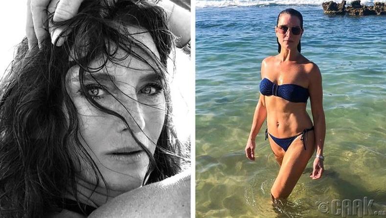 Брүүк Шилдс, 54 настай / Brooke Shields/