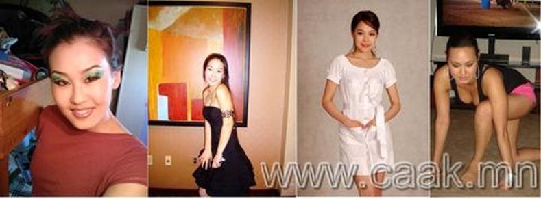 Монголын vзэсгэлэнт охид (80 Фото) №43