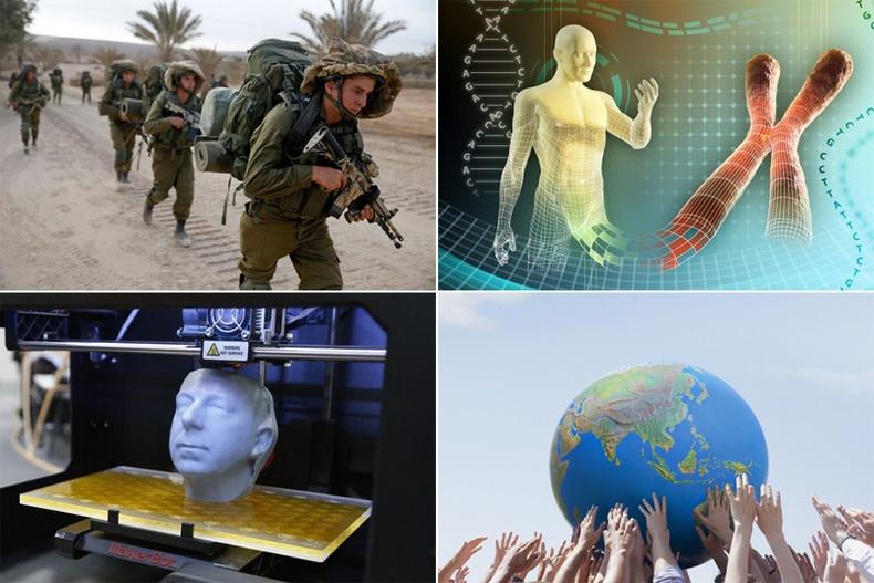 Хүн төрөлхтөн мөнх амьдралд хүрч буй 10 жишээ