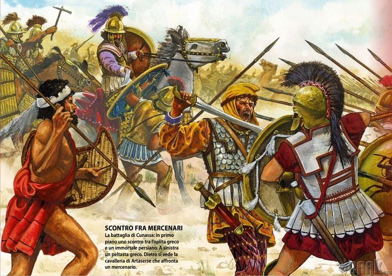 Артаксеркс I, Бага Кир