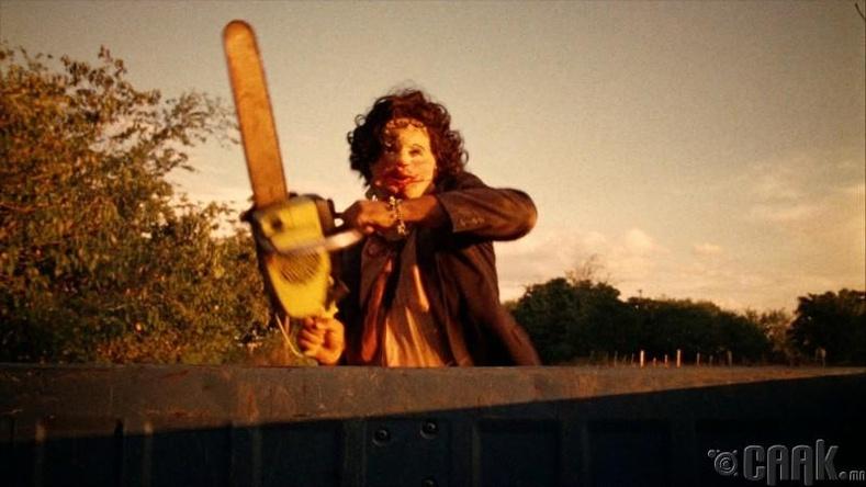 """""""Texas Chainsaw Massacre"""" 1974 он, АНУ"""